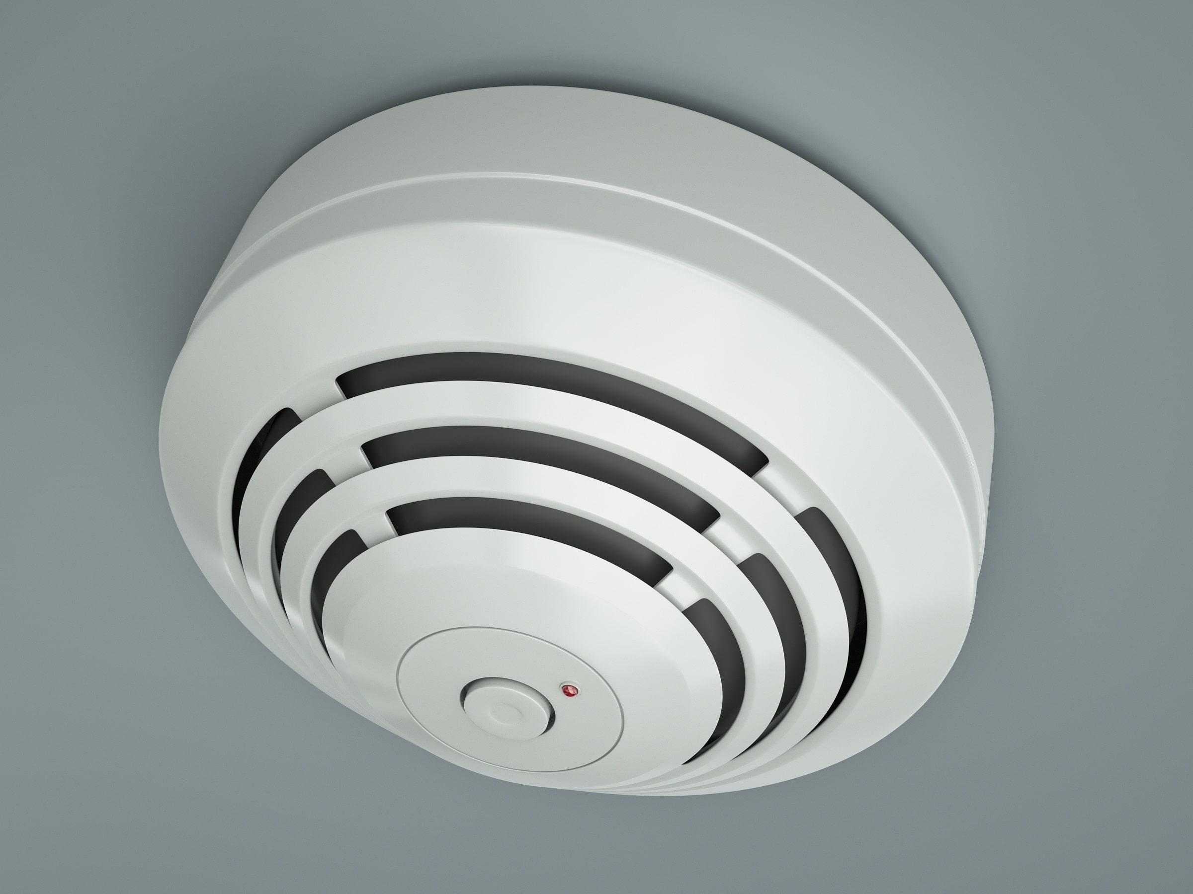 El detector de humo - Blog Seguridad contra Incendios