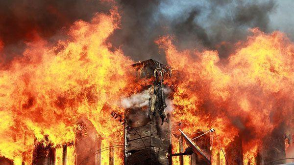 evaluacion riesgo incendio
